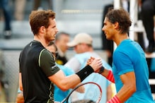 Rafael Nadal and Andy Murray Confirmed for Virtual Madrid Open Tennis Tournament