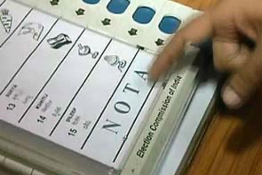 NOTA Outperforms SP, AAP, NCP as Poll Results Decalred in Five States