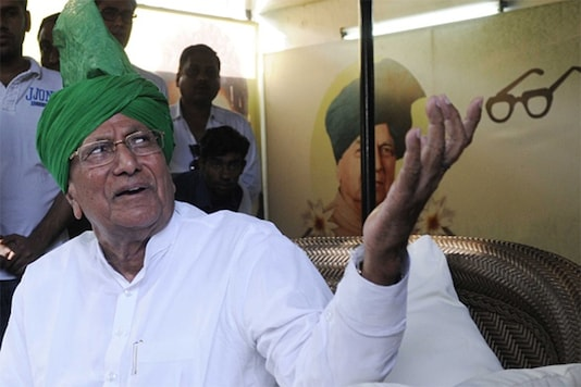 File photo of Om Prakash Chautala.