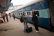 No Service Charge on Train Ticket Booking at PRS Counters