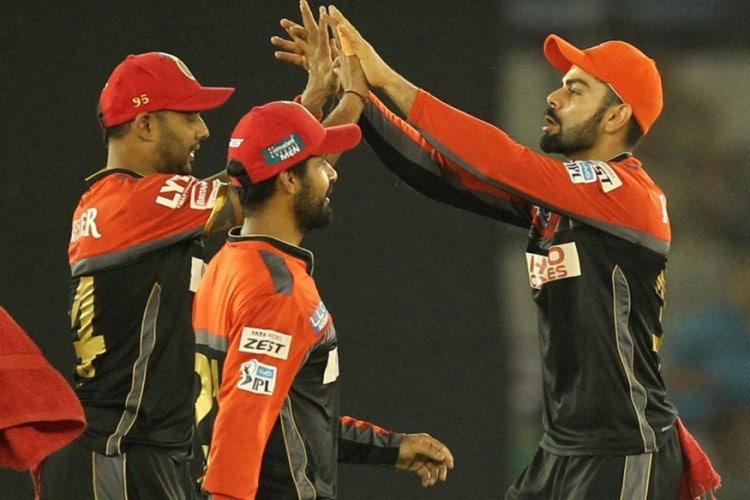 In Pics: Kings XI Punjab vs Royal Challengers Bangalore, IPL 9, Match 39