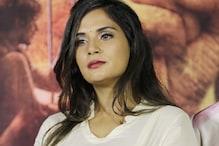 Richa Chadha Flaunts Royal Look For Sangeeta Sharma
