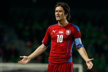 Tomas Rosicky Included in Czech Republic Euro squad