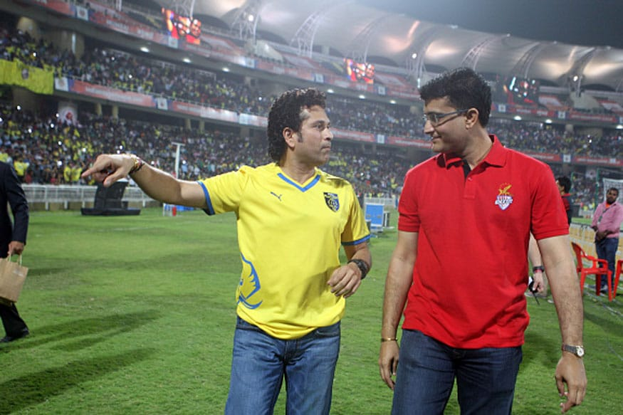 Sachin Bats for Kochi Football Stadium, Urges Trivandrum to Host India-WI