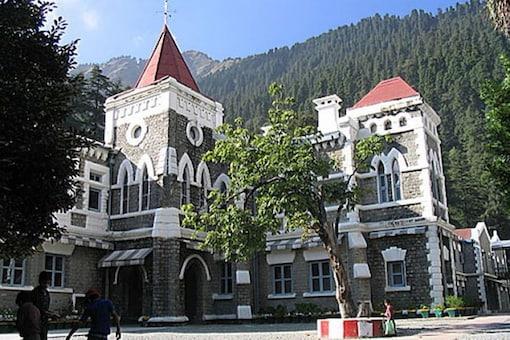 File photo of the Uttarakhand High Court building.