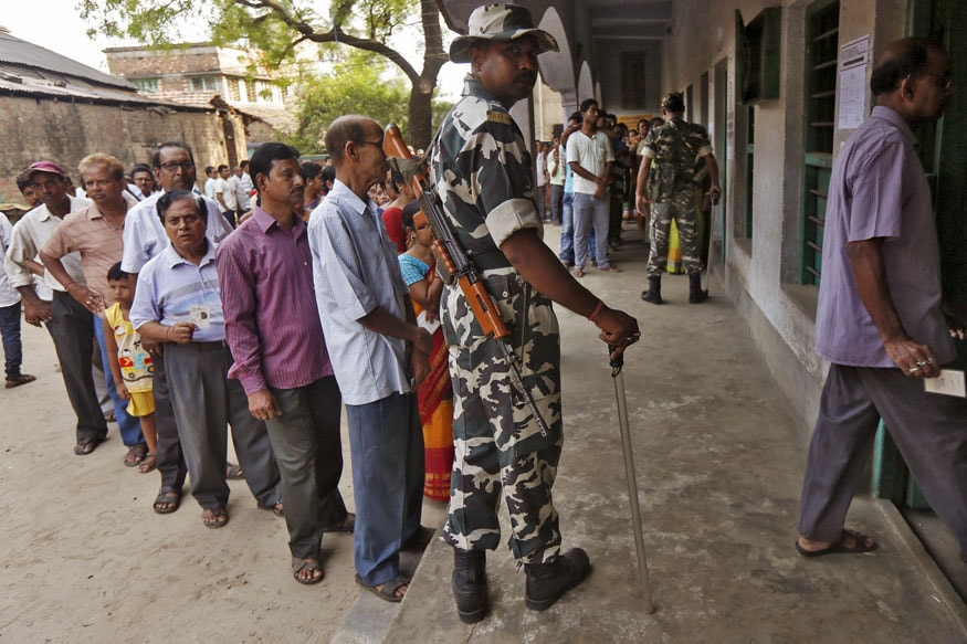 Chhattisgarh Assembly Election 2018 LIVE: EVM Snag at Pink Polling Booth in CM's Rajnandgaon Constituency