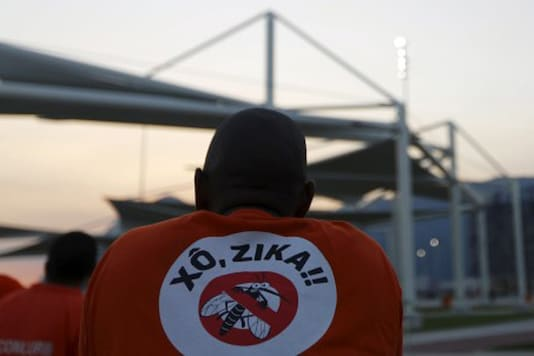The t-shirt reads 'Out Zika'. (Representative photo: Reuters)