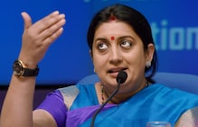 System in UP Derailed Due to Fight Between 'Chacha-bhatija': Smriti Irani