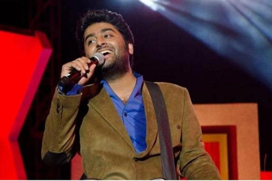 arijit singh to perform for mental health cause news18