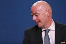 IAAF's Coe, FIFA's Infantino Not on IOC Members' List