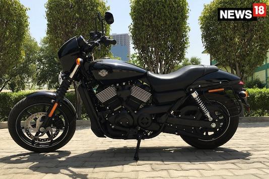 Harley-Davidson Street 750. (Photo: Siddharth Safaya/News18.com)