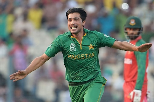 File photo of Mohammad Amir