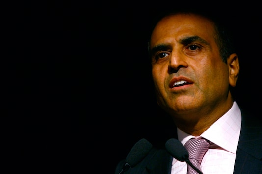 File Photo of Airtel chairman Sunil Bharti Mittal.