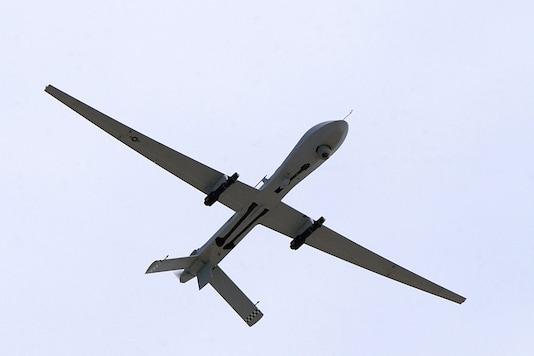 US Predator Missile. (File picture)