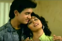 When Madhuri Dixit Chased Aamir Khan with a Hockey Stick