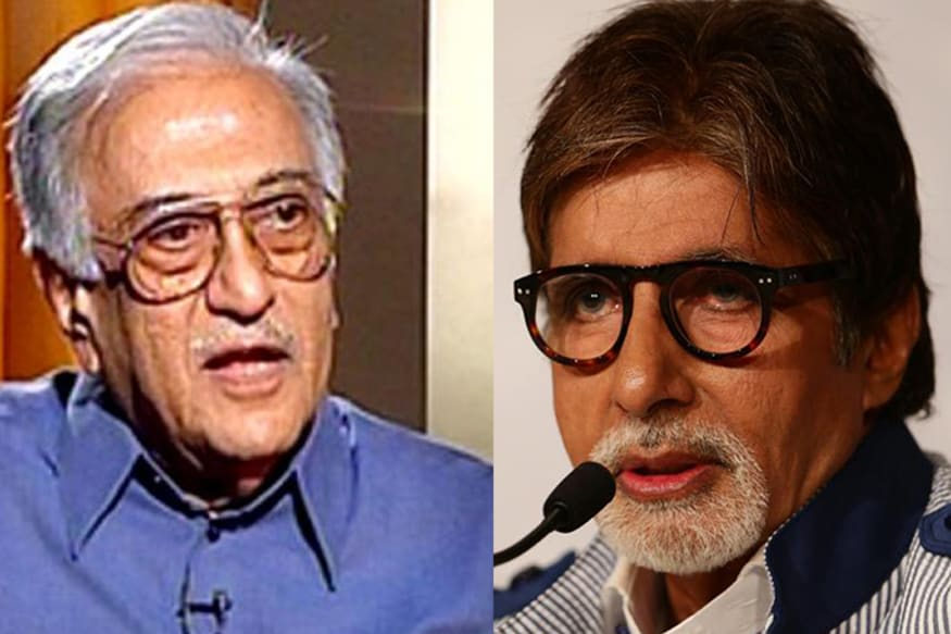 80 Years Of AIR: When Ameen Sayani Rejected Amitabh Bachchan - News18