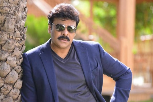 A file photo of Chiranjeevi.