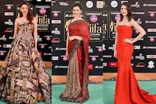 Deepika to Anushka: Meet The Stunners Of IIFA Awards Green Carpet