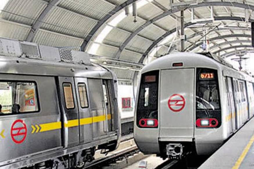 Delhi Metro's Red Line Extension That Will Connect Dilshad Garden