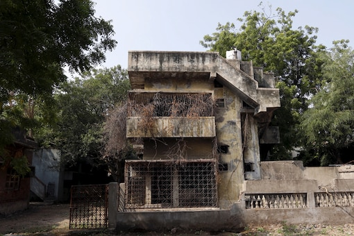 The ancestral home of Ehsan Jafri who was hacked to death by a mob in Gulbarg massacre (Reuters)