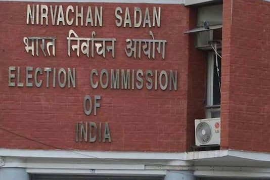 File image of Election Commission office in New Delhi.