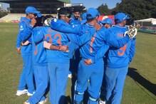 In Pics: Zimbabwe Vs India, 3rd ODI