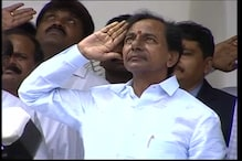 Telangana Chief Minister KCR Meets Outgoing Governor Narasimhan Amid Buzz That He Will Get Key Role at Centre