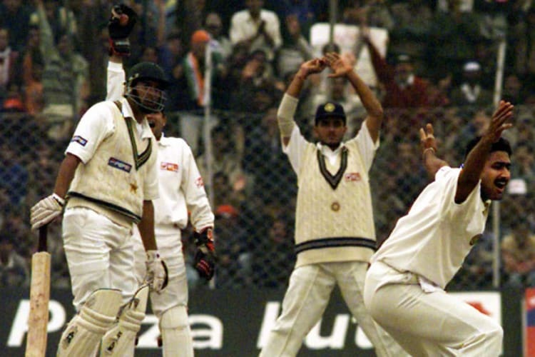Anil Kumble's Second Innings - the Legend is New India Coach
