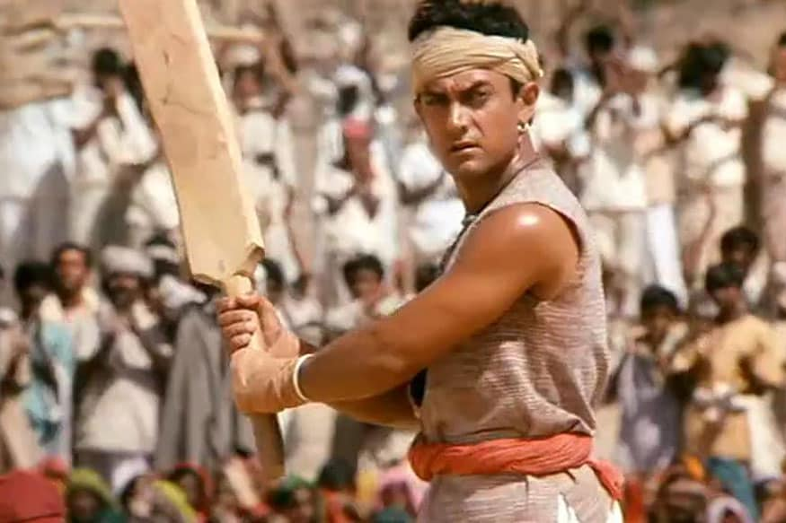 A still from the movie Lagaan.