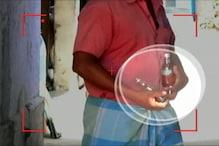 Watch: Govt Outlets Selling Liquor in Black in TN