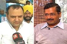 BJP MP on Hunger Strike in Delhi, Swamy Calls Kejriwal a 'Naxalite'