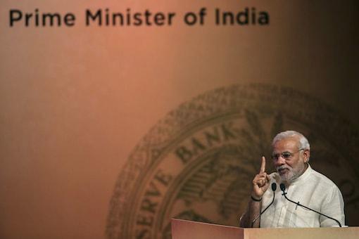 File photo of PM Narendra Modi (Reuters)