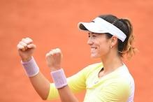 French Open: Muguruza Thrashes Stosur to Enter Last 16
