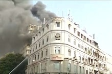 Mumbai: Major Fire Breaks Out in Metro House in Colaba
