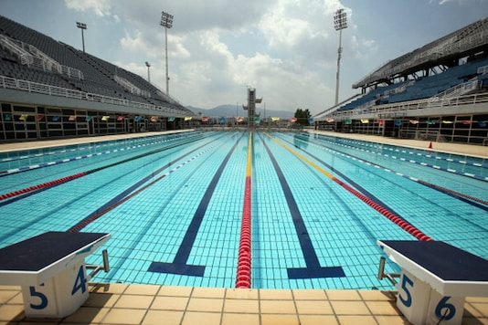 Image of a swimming pool used for representation purposes only. (Getty Images)