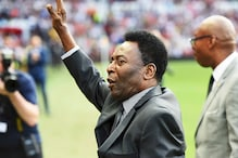 Pele Is Using a Walker: His New 'Soccer Shoes With Wheels'
