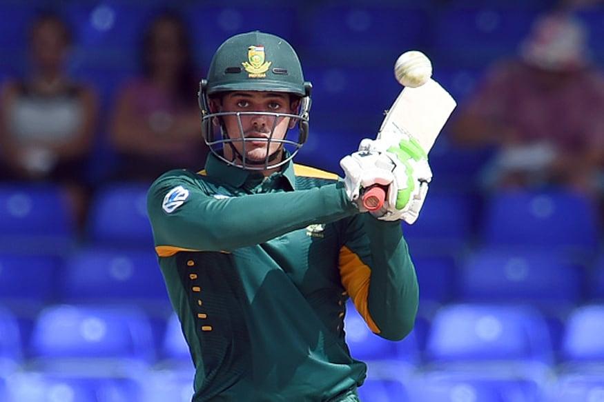 Quinton de Kock Happy to Contribute as South Africa Beat Sri Lanka in Second ODI