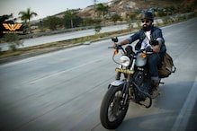 This 22-Year-Old Biker Explored India's 29 States In Just 150 Days