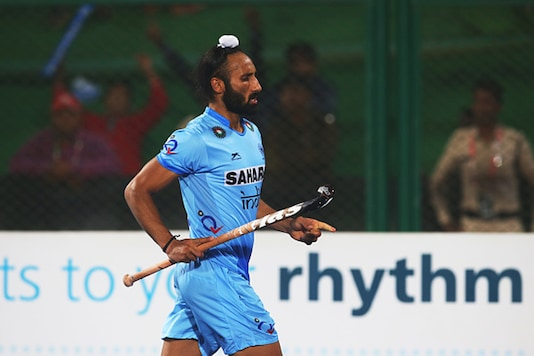 A file photo of Sardar Singh. (Getty Images)