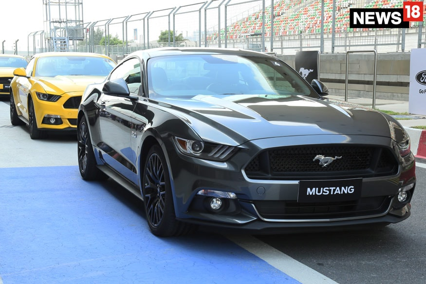 Ford Mustang Has Got A New Owner Rajinikanth S Son In Law Dhh  Ford Mustang Gt Price In India