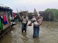 Flood Fury in Assam, Close to Four Lakh Affected