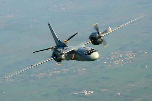A file photo of AN-32 taken from IAF website