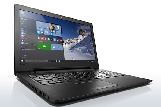 The Lenovo Ideapad 110: The Lenovo ideapad 110 is powered by Windows 10 Home edition and comes equipped with Intel's latest Celeron Dual Core and Pentium Quad Core processors. It comes with up to 8GB DDR4 RAM with storage option of up to 1TB. The company says that the battery on the ideapad 110 can survive up to 4 hours. Price: Rs 20,490 onwards