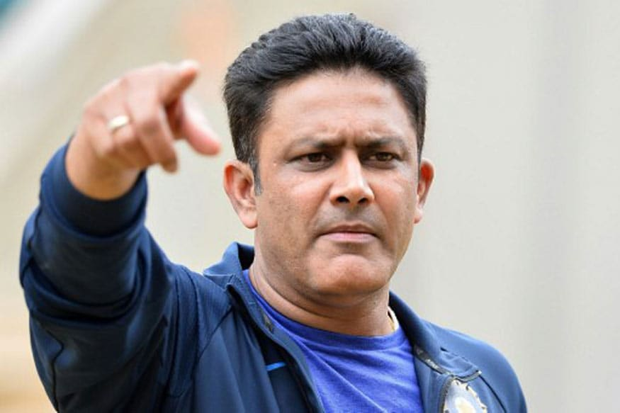 Anil Kumble in Talks With KXIP For Head Coach Position