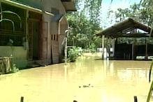 Assam Reels Under Flood, More Than 1.5 Lakh Hit