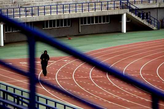 A general view of an athletics track. (Photo Credit: Getty Images)