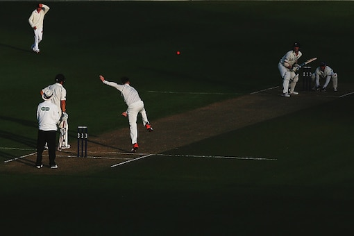 Day-Night Test series, Australia Vs New Zealand,2015. (Picture Credit: Getty Images)