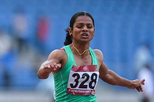 File image of Dutee Chand. (Photo Credit: Getty Images)