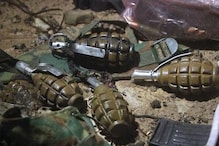 Grenade Attack, Firing On Police Station; 6 Policemen Hurt