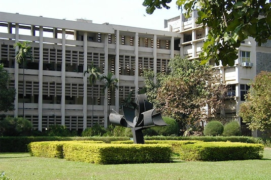 File photo of Indian Institute of Technology, Bombay. (Photo: .iitb.ac.in)